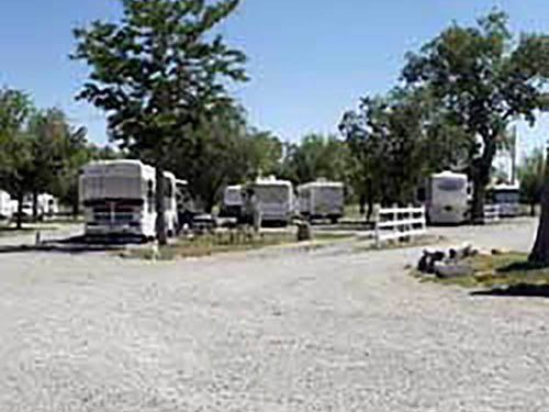 Wind River Rv Park Riverton Wy Rv Parks And