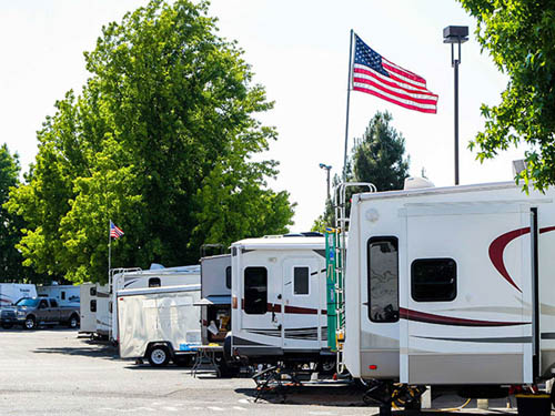 CAL EXPO RV PARK at SACRAMENTO, CA