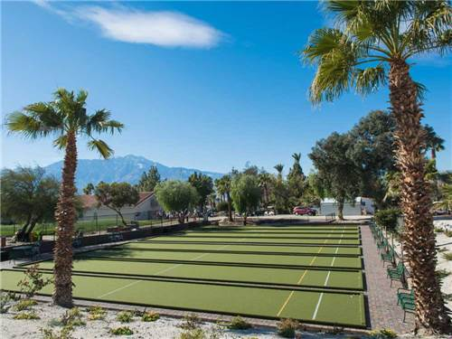 SANDS RV & GOLF RESORT at DESERT HOT SPRINGS, CA