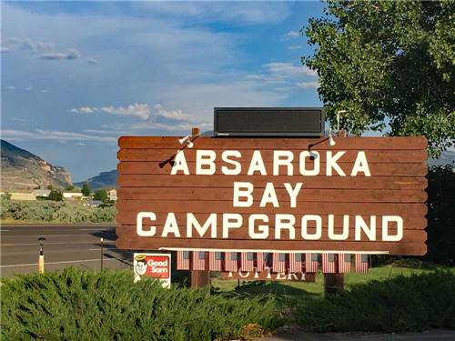 ABSAROKA BAY RV PARK at CODY, WY