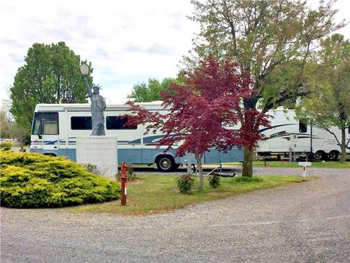 TOWN & COUNTRY RV PARK at SIKESTON, MO