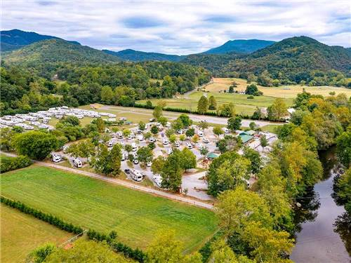BIG MEADOW FAMILY CAMPGROUND at TOWNSEND, TN