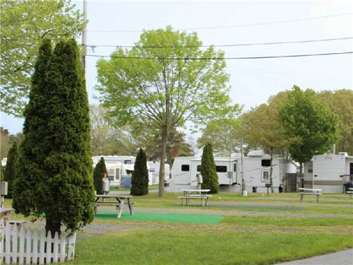 CAMPERS HAVEN CAREFREE RV RESORT at DENNIS PORT, MA
