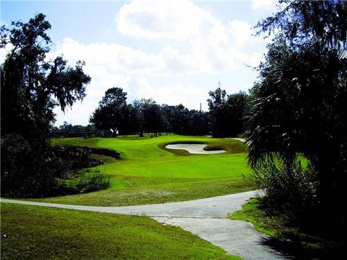 SHADY BROOK GOLF & RV RESORT at SUMTERVILLE, FL
