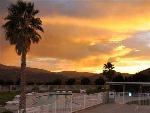THE CALIFORNIAN RV RESORT at ACTON, CA