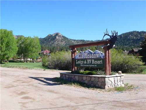 ELK MEADOW LODGE AND RV RESORT at ESTES PARK, CO