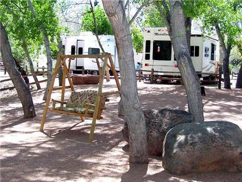 ZANE GREY RV PARK at CAMP VERDE, AZ
