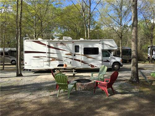 TWIN OAKS RV PARK at ELKO, GA