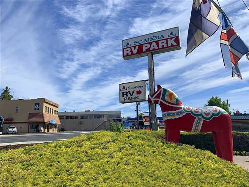 SCANDIA RV PARK at BEND, OR