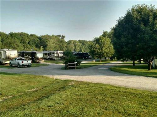 VICTORIAN ACRES RV PARK & CAMPGROUND at NEBRASKA CITY, NE