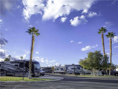 ARIZONA CHARLIES BOULDER RV PARK at LAS VEGAS, NV