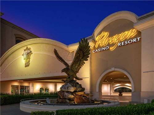 Paragon Casino RV Resort
