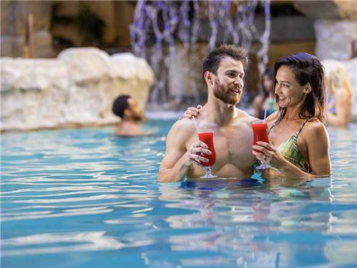 PARAGON CASINO RV RESORT at MARKSVILLE, LA