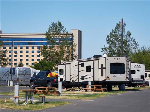WILDHORSE RV RESORT at PENDLETON, OR