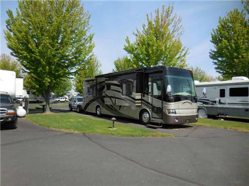 PILOT RV PARK at STANFIELD, OR