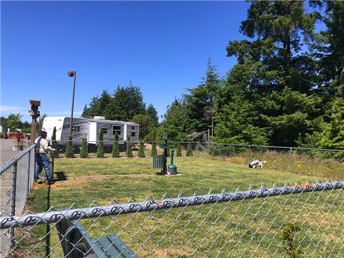 ALDER ACRES RV PARK at COOS BAY, OR