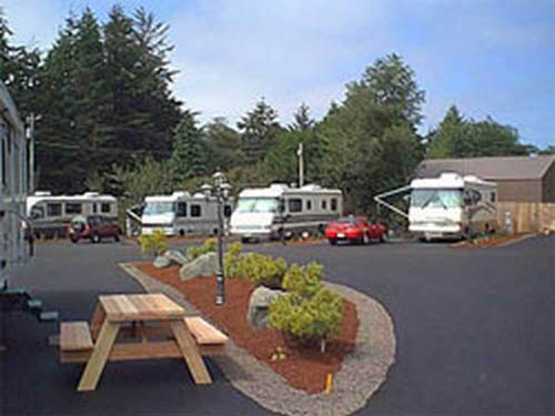 MIDWAY RV PARK at COOS BAY, OR