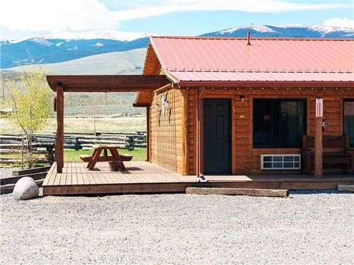 THE LONGHORN RANCH LODGE AND RV RESORT at DUBOIS, WY
