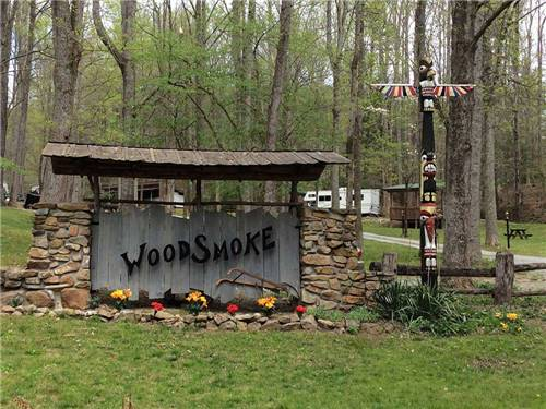 Woodsmoke Campground