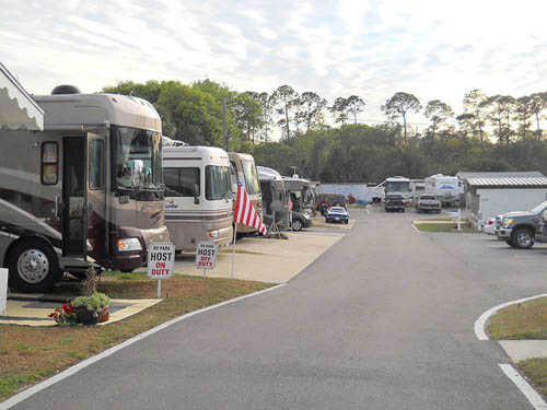 Harris Village & Adult RV Park