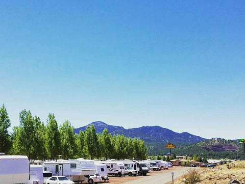 CANYON GATEWAY RV PARK at WILLIAMS, AZ