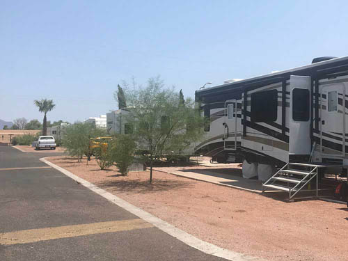 Rv Parks In Apache Junction Arizona Apache Junction