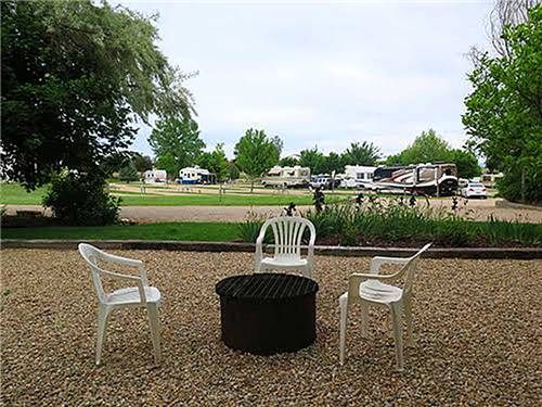 COUNTRY CORNERS RV PARK AND CAMPGROUND at CALDWELL, ID