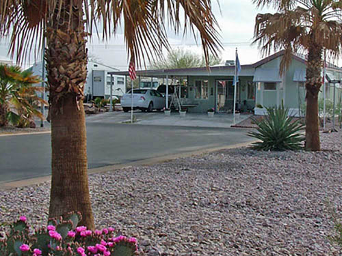 SUNDANCE 1 RV RESORT at CASA GRANDE, AZ
