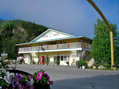 BONANZA GOLD MOTEL & RV PARK at DAWSON CITY, YT