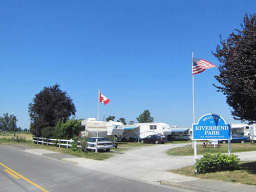 Riverbend RV Park of Mount Vernon