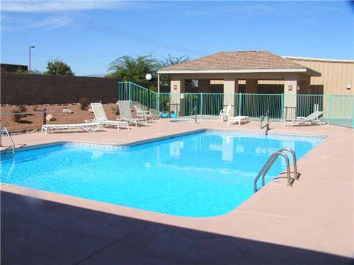 BUTTERFIELD RV RESORT at BENSON, AZ