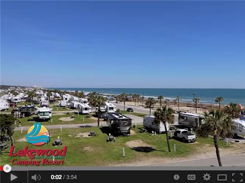 Lakewood Camping Resort Myrtle Beach Campgrounds Good