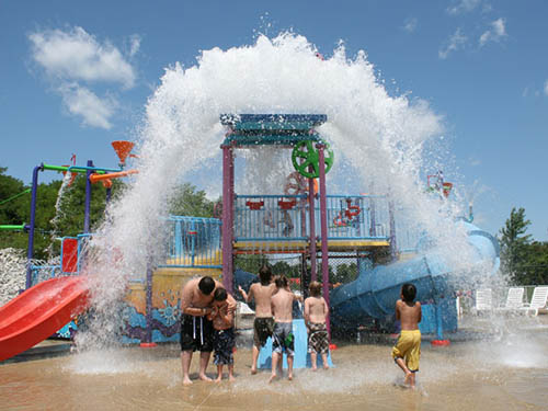 Virtual Tour of Indiana Beach Campgrounds | Camping Memberships