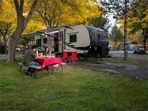 Rent an RV and see the USA