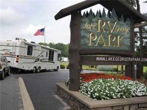 Welcome to Lake George RV Park