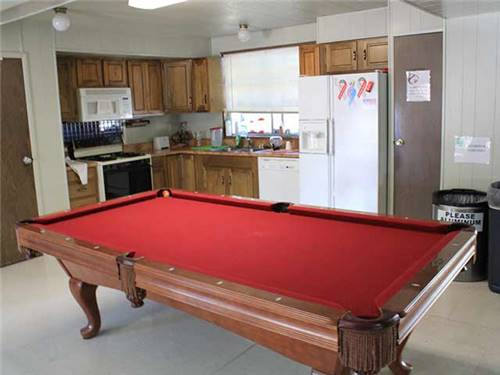 Enjoy billiards and so much more!