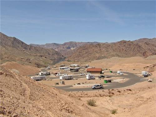 RV park overview