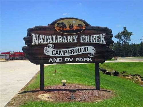 Welcome to Natalbany Creek Campground & RV Park in Amite,  LA