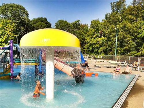 Children's Water Playground