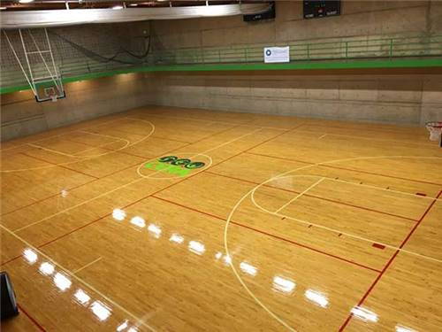 Gym in the 30,000 Sq. Ft. Sports & Fitness Center
