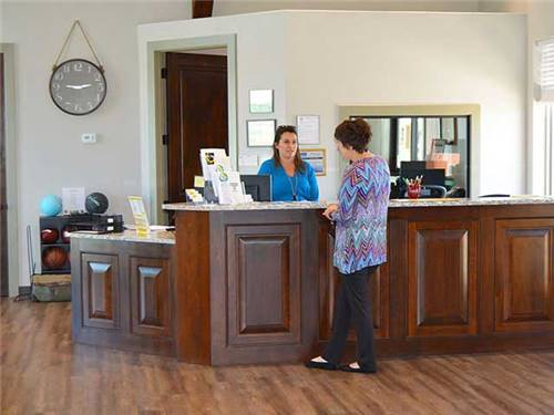 Our friendly staff will take care of you during your visit