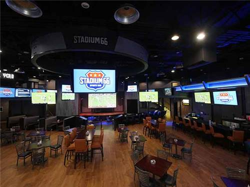 Cheer for your favorite team inside New MexicoÕs Premier Sports Bar Ð Stadium 66!