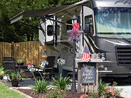virtual tour of all about relaxing rv park camping memberships good sam club. Black Bedroom Furniture Sets. Home Design Ideas