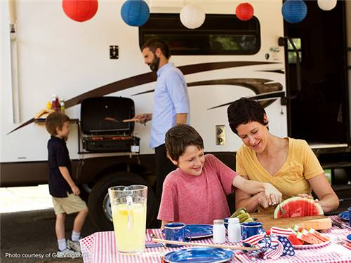 Northern Quest RV Resort makes the perfect family-friendly home away from home.