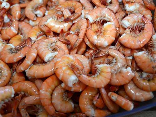 Anyway You Like Them At The Shrimp Fest