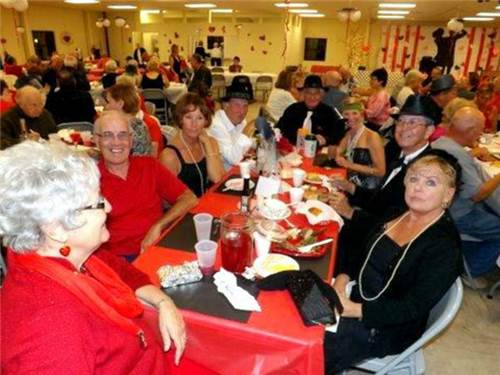 Annual Valentine's Dinner and Dance