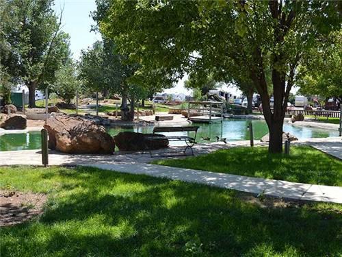 virtual tour of fort amarillo rv resort camping memberships good sam club. Black Bedroom Furniture Sets. Home Design Ideas