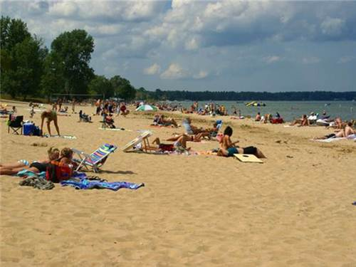 Enjoy Grand Traverse Bay beaches