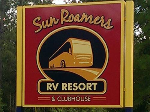 WELCOME TO SUN ROAMERS RV RESORT