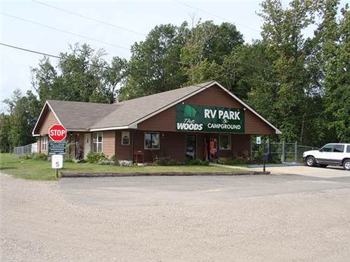 Welcome to The Woods RV Park & Campground